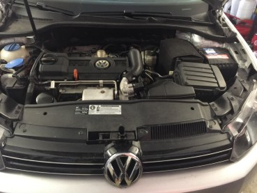 VE Golf 6 1,4TSI - Powered by Sportmotor