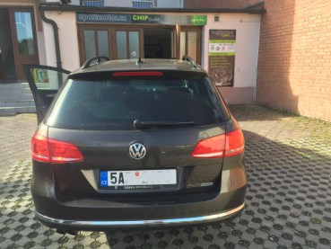 VW Passat 2.0TDI - Powered by Sportmotor