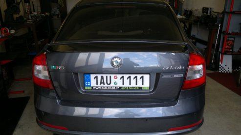 Škoda Octavia RS 2.0TDI CR - Powereb by Sportmotor 147kW/420 N.m