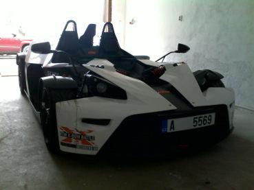 KTM X-bow 2.0TFSI - Powered by Sportmotor