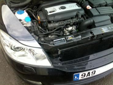 Octavia 1.8 TSI Powered by Sportmotor - chiptuning na 154 kW, sportovní filtr K&N