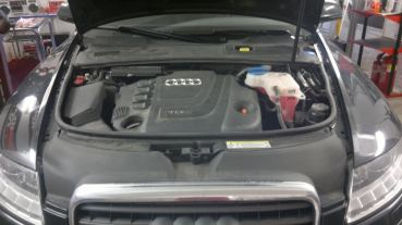 Audi A6 2.0TDI CR- Powered by Sportmotor