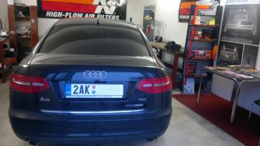 Audi A6 2.0TDI CR - Powered by Sportmotor
