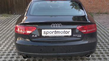 A5 3.0TDI Sportback - sportovní výfuk Milltek