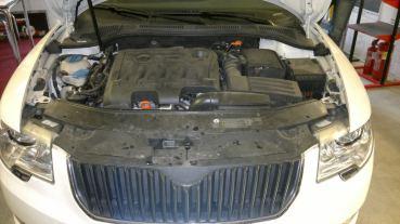 Škoda Superb 2.0TDI 103kW Powered by Sportmotor