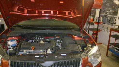 Škoda Yeti 1.4TSI LPG Powered by Sportmotor