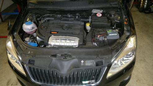 Fabia RS Powered by Sportmotor