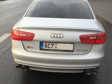 Audi S6 - Powered by Sportmotor - Milltek sport exhaust