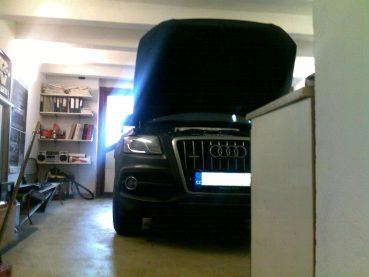 Audi Q5 3.0 TDI Powered by Sportmotor - chiptuning 206kW, sportovní filtr K&N