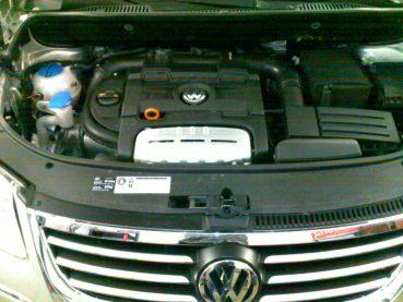 VW Touran 1.4TSI Powered by Sportmotor - chiptuning, sportovní filtr K&N