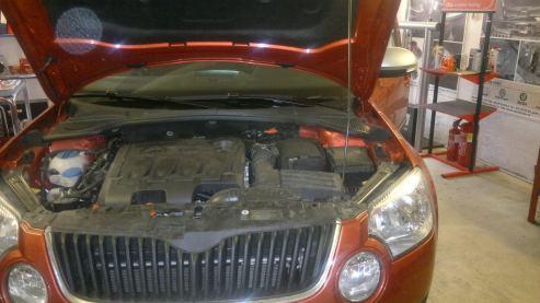 Škoda Yeti 2.0TDI CR 81kW Powered by Sportmotor