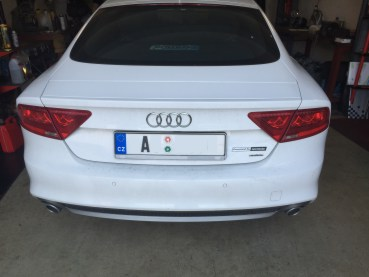 Audi A7 3.0TDI Powered by Sportmotor