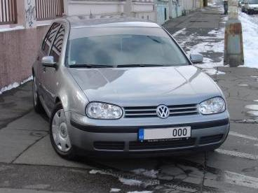 VW Golf IV 1.6 16V Powered by Sportmotor, chiptuning, filtr K&N