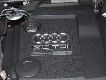 Motor 2.0 TDI Powered by Sportmotor