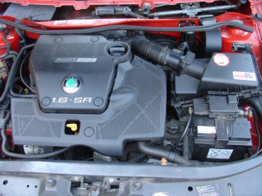 Motor 1.6i 74 kW Powered by Sportmotor