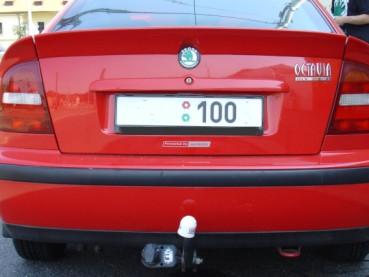 Octavia 1.6i 74 kW Powered by Sportmotor, chiptuning, sportovní filtr K&N
