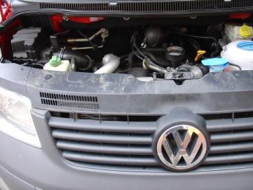 VW T5 1.9 TDI Powered by Sportmotor - chiptuning, sportovní vzduchový filtr K&N