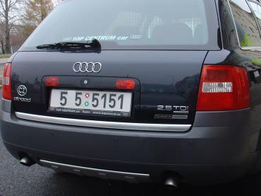 Audi Allroad 2.5TDI V6 Tiptronic Powered by Sportmotor- chiptuning, filtr K&N