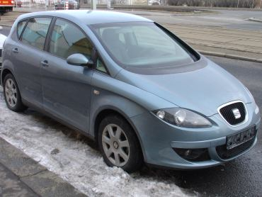 Seat Altea 1.9TDI Powered by Sportmotor - chiptuning na 105 kW