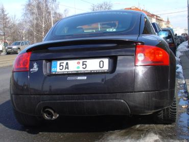 Audi TT 1.8 T Powered by Sportmotor - chiptuning , sportovní filtr K&N