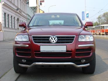 VW Touareg 2.5TDI R5 Powered by Sportmotor - chiptuning, sportovní filtr K&N