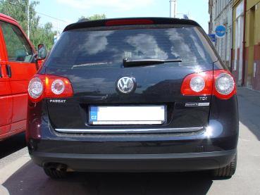 VW Passat 1.9TDI Powered by Sportmotor- chiptuning, sportovní filtr K&N