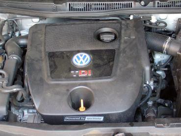 VW Golf IV 1.9TDI Powered by Sportmotor- chiptuning, sportovní filtr K&N
