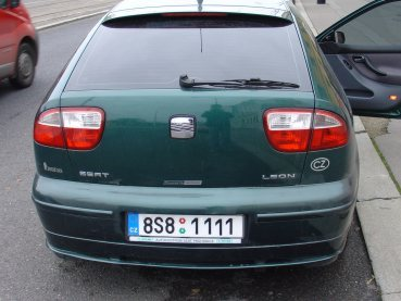Seat LEon 1.6 16V Powered by Sportmotor - chiptuning 85 kW a sportovní filtr K&N