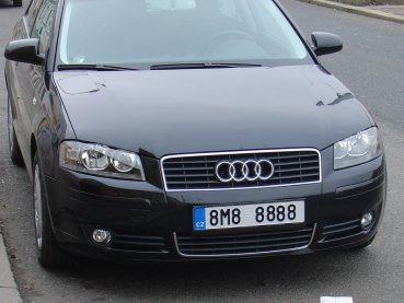 Audi A3 1.6 Powered by Sportmotor - chiptuning na 82 kW, sportovní filtr K&N