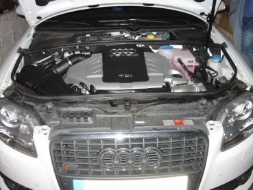 Audi A4 3.0TDI Quattro Powered by Sportmotor - chiptuning na 206 kW, sportovní filtr K&N
