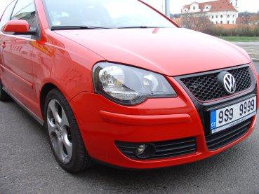 VW Polo GTI - sportovní podvozek -20 mm HP Sporting (sportovní tlumiče + pružiny)