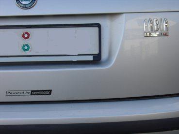 Fabia 1.9 TDI Powered by Sportmotor - chiptuning na 100kW, sportovní filtr K&N