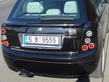 Fabia RS Powered by Sportmotor - chiptuning na 122kW, sportovní filtr K&N