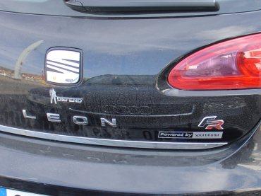 Seat Leon FR 2.0TFSI Powered by Sportmotor - chiptuning na 173 kW a sportovní filtr K&N
