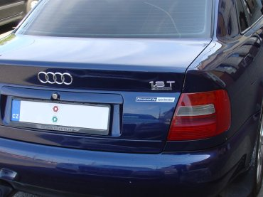 Audi A4 1.8T Quattro Powered by Sportmotor- chiptuning 140kW, filtr K&N