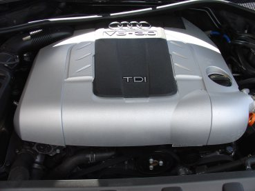 Audi Q7 3.0 TDI Powered by Sportmotor - chiptuning (206 kW), sportovní filtr K&N