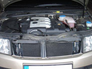 Š Superb 1.9TDI 85kW Powered by Sportmotor - chiptuning, sportovní vzduchový filtr K&N