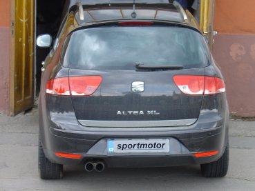 Seat Altea XL 2.0TDI DSG Powered by Sportmotor