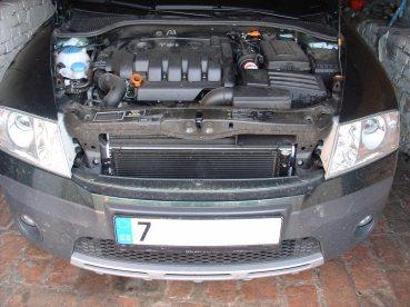 Š Octavia Scout 2.0 TDI 4x4 Powered by Sportmotor - chiptuning, sportovní filtr K&N