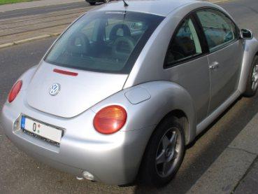 VW New Beetle 1.9TDI Powered by Sportmotor - chiptuning, sportovní filtr K&N