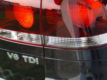 VW Touareg V6 TDI Powered by Sportmotor - chiptuning, sportovní filtr K&N