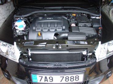 Š Octavia RS 2.0 TDI Powered by Sportmotor - chiptuning, sportovní filtr K&N
