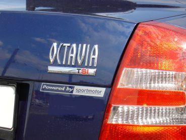 Octavia 1.8TSI Powered by Sportmotor - chiptuning Octavia 1.8TSI Powered by Sportmotor - chiptuning MED17 (142 kW), sportovní filtr K&N