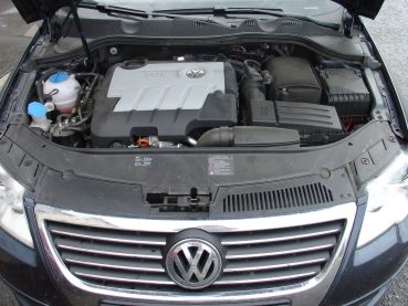 VW Passat 2.0TDI CR Powered by Sportmotor - flashtuning 132 kW, 390 N.m