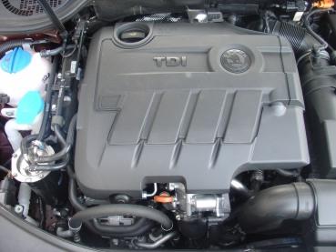 Superb 2.0 TDI CR 125 kW Powered by Sportmotor - chiptuning EDC17 na 147 kW, sportovní filtr K&N