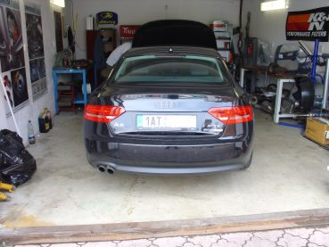 Audi A5 2.0TFSI Powered by Sportmotor