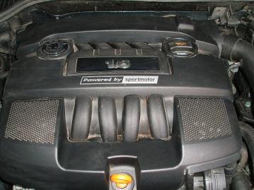 Octavia2 1.6 Powered by Sportmotor - chiptuning, sportovní filtr K&N