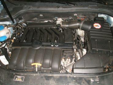 Škoda Superb 3.6 V6 DSG Powered by Sportmotor - chiptuning, sportovní filtr K&N