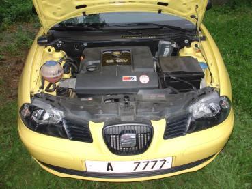 Seat Ibiza 1.2 12V Powerd by Sportmotor s filtrem K&N