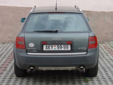 Audi Allroad 2.5TDI V6 Tiptronic Powered by Sportmotor, chiptuning, filtr K&N